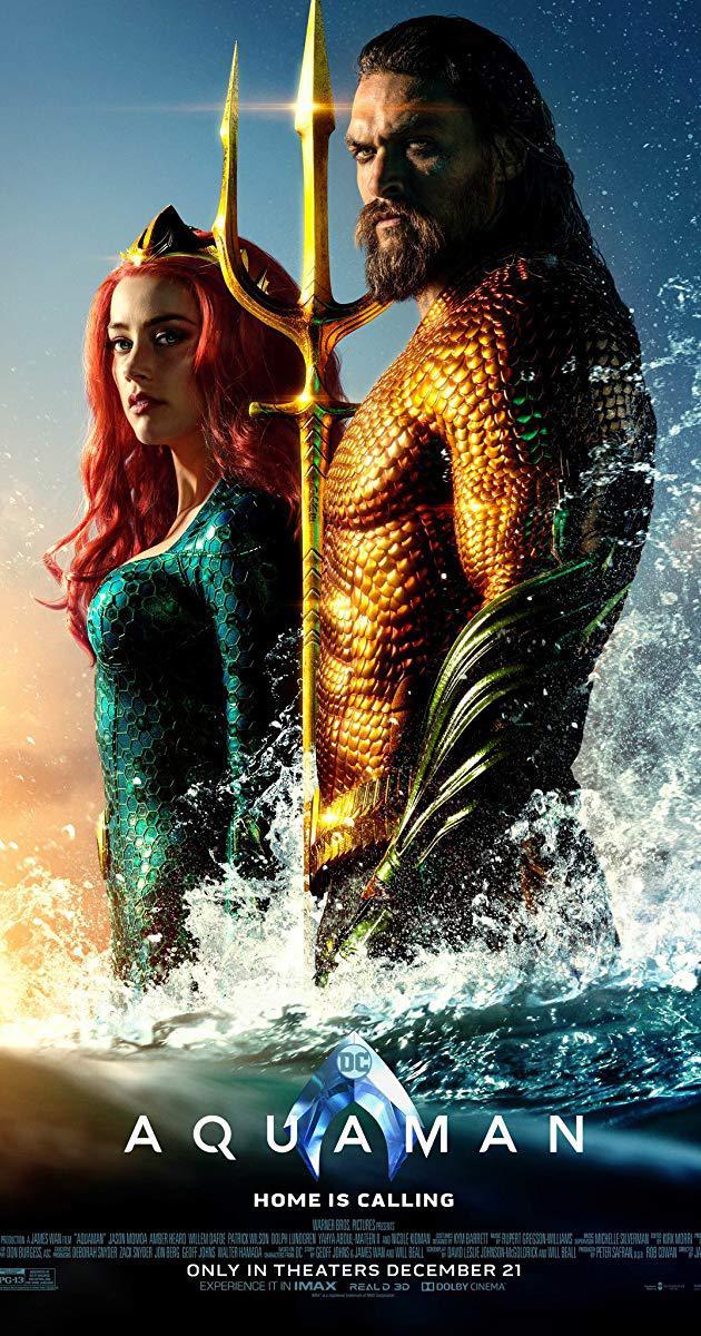 ดูหนังออนไลน์ Aquaman (2018) อควาแมน เจ้าสมุทร